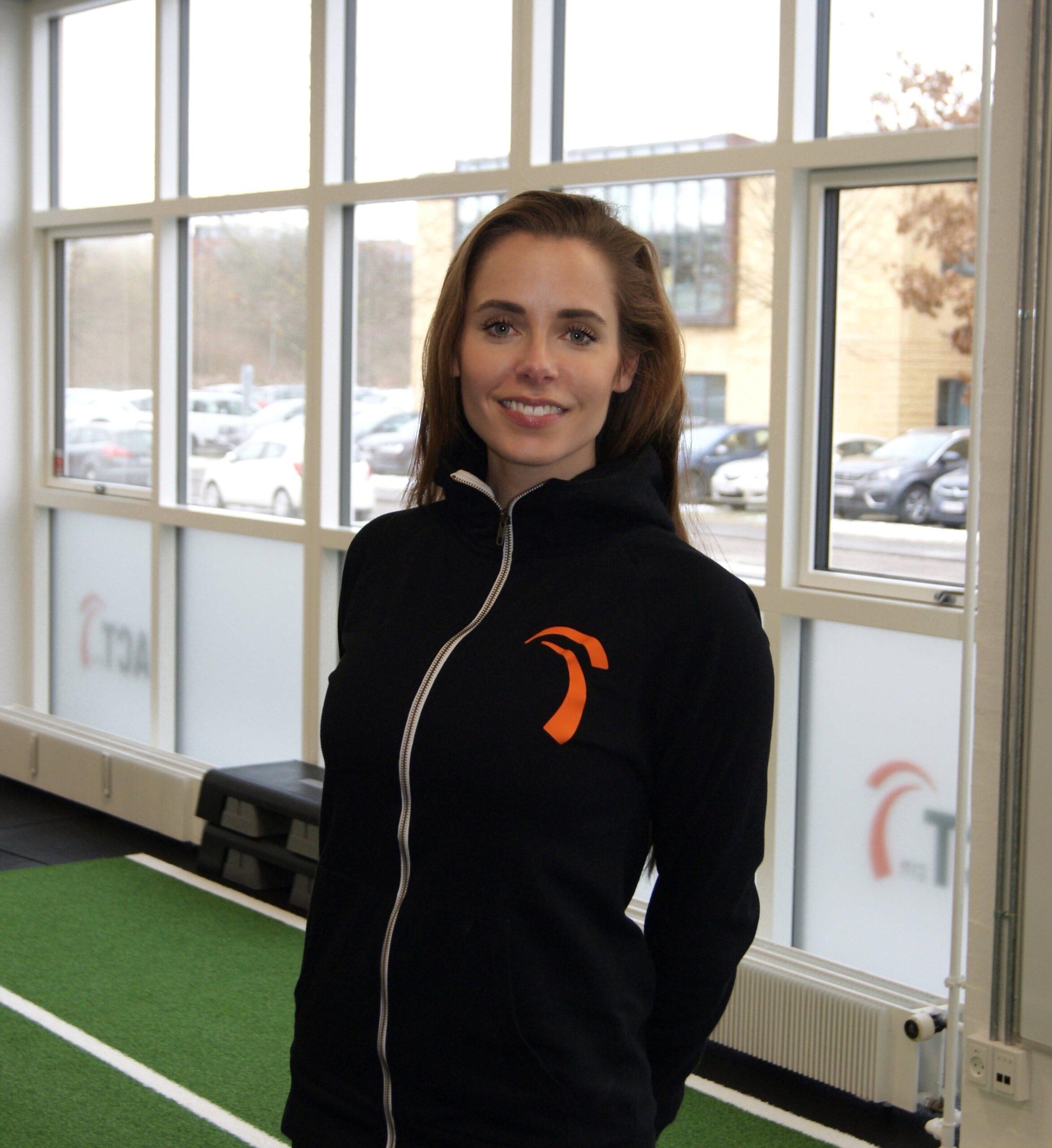 Personlig træner Anne Louise Albæk