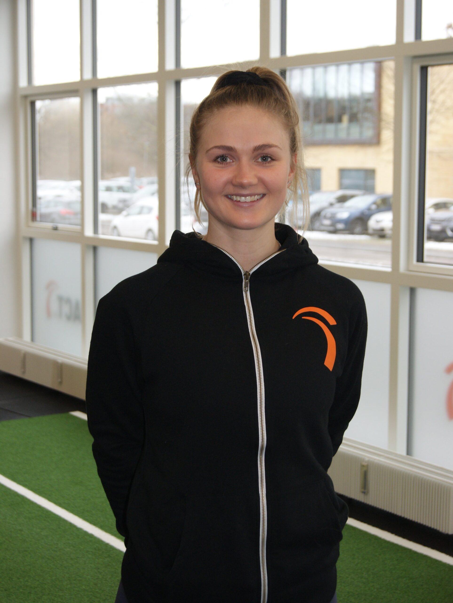 Personlig træner Anna Jacobsen