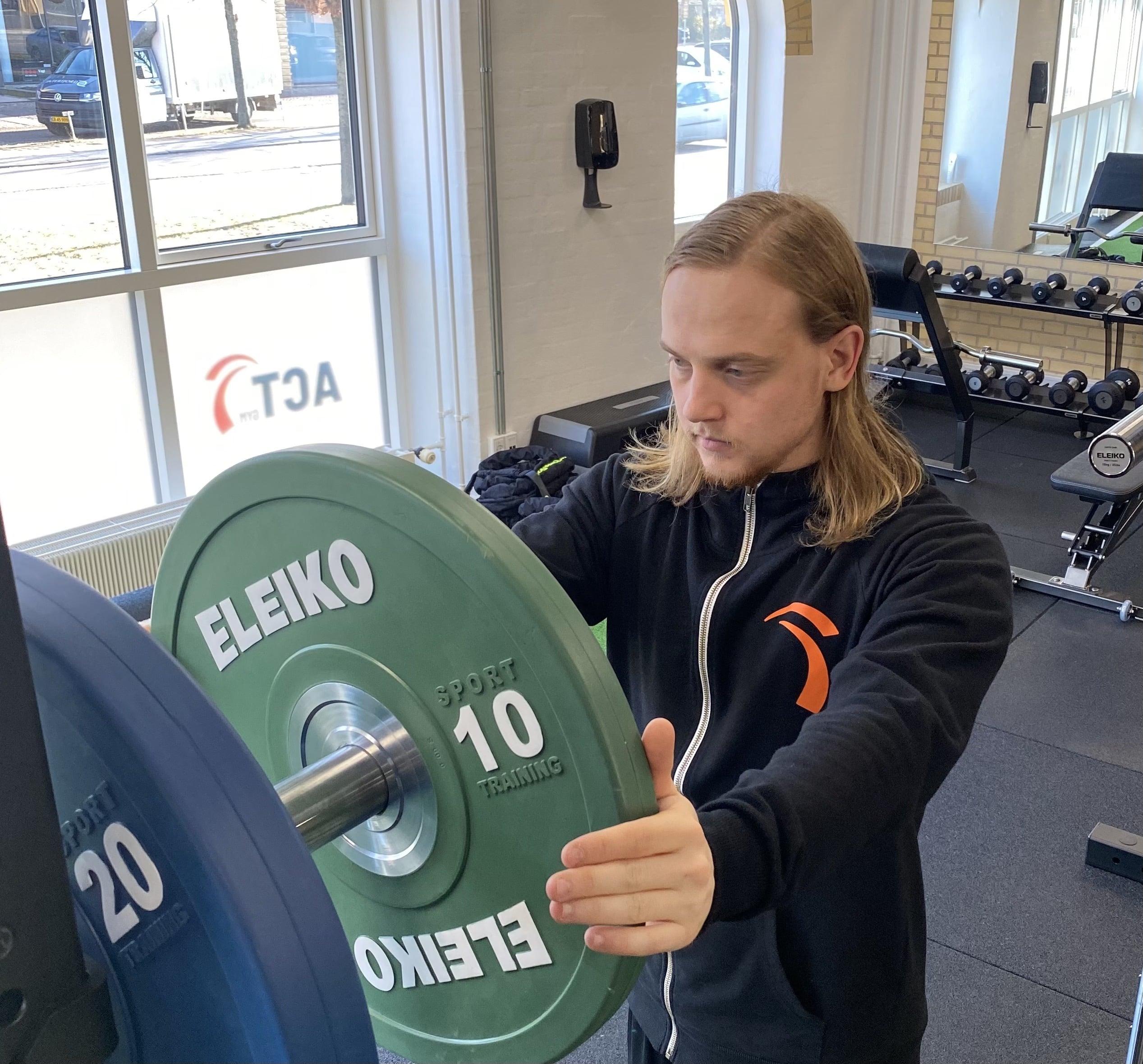 Daniel Bach personlig træner