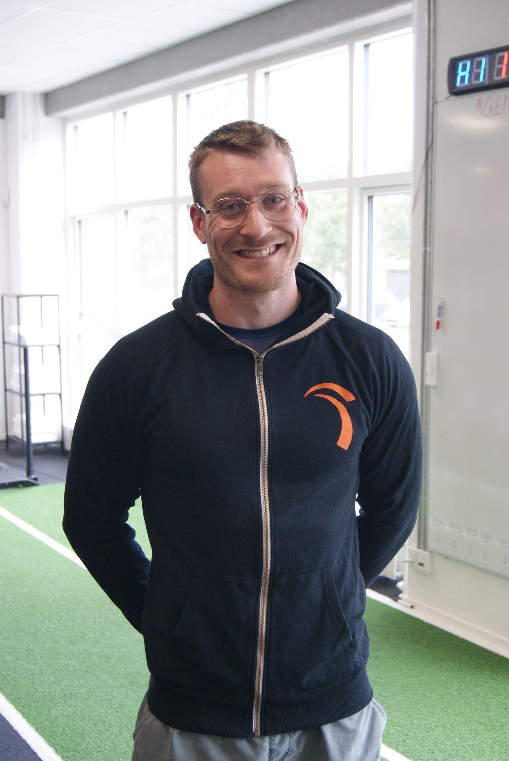 Personlig træner Asger Thorsen