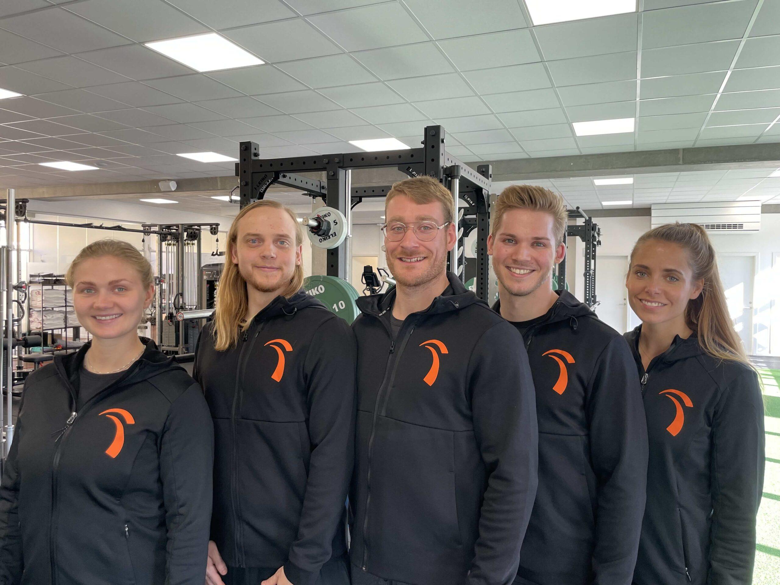 Personlig træning team ACT GYM